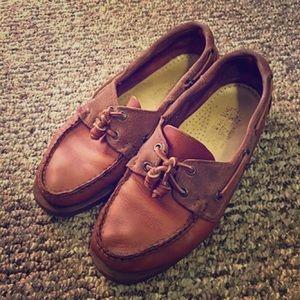 Sebago boat shoes